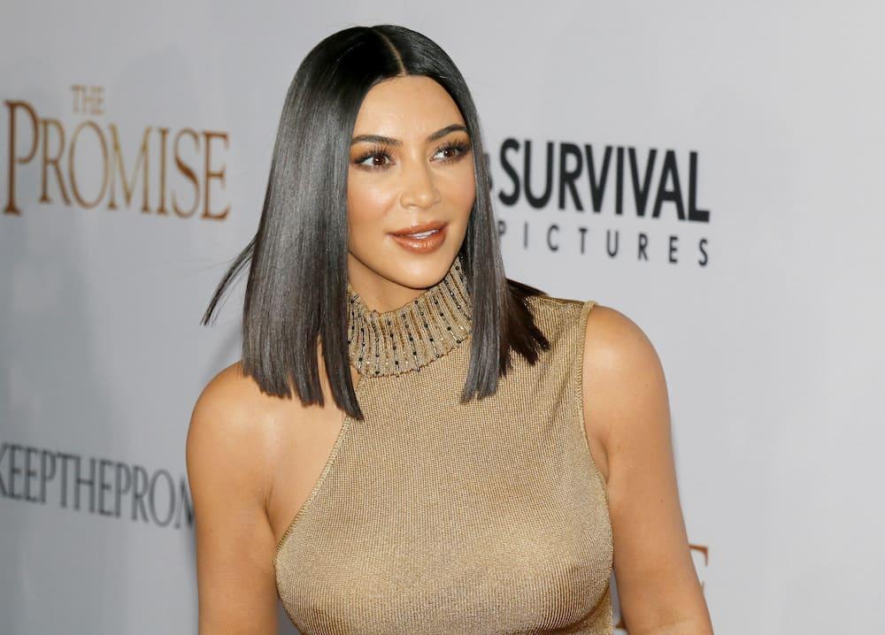 Kimberly Kardashian-West