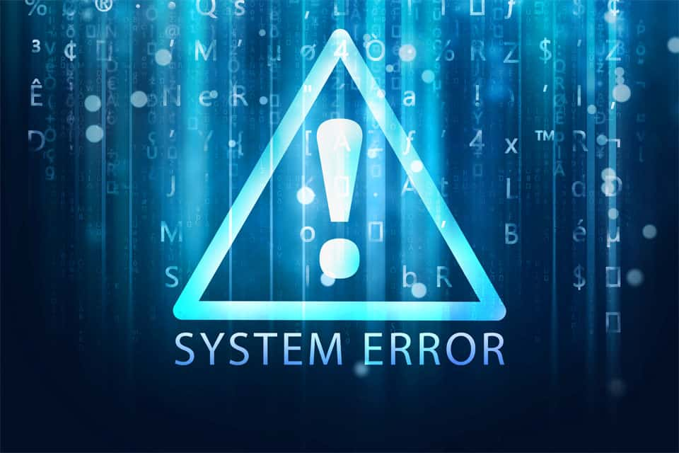 Solved: A critical software update is required for your mac but an error was encountered