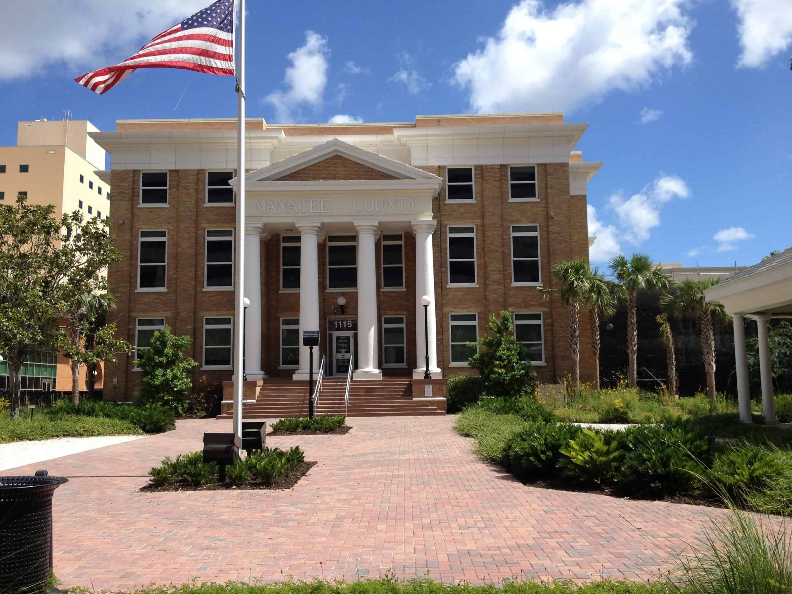 The Manatee County Clerk Of Court Provides A Legal Website